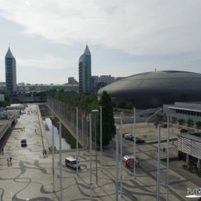Expo Lisboa - Teleferico