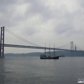 The 25th Abril Bridge
