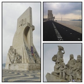 Monument to the Discoveries (Padrão dos Descobrimentos)