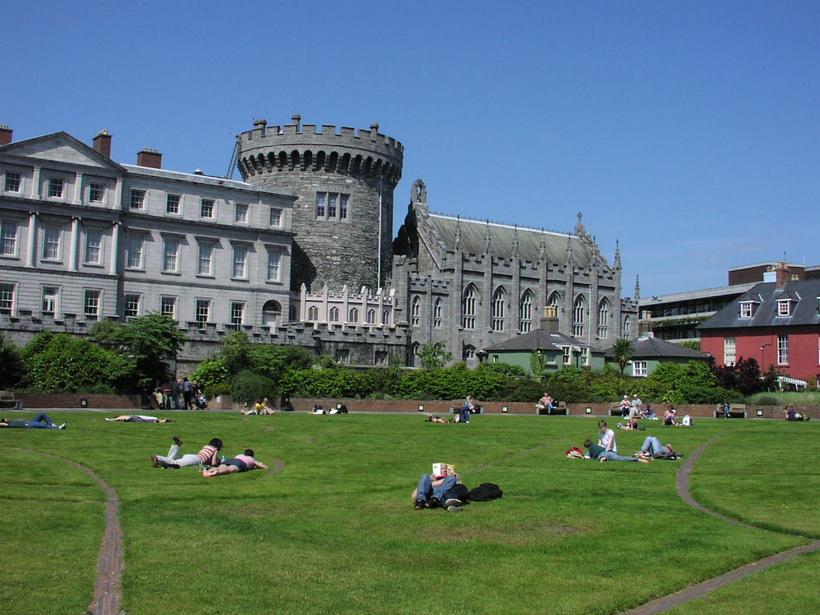Druženje s irskim putnicima